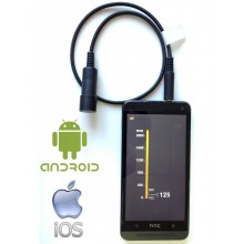 Товщиномір для смартфона Автолактест АЛТ-1М