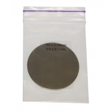 Комплект калибровочных пластин для толщиномера (сталь, Fe)